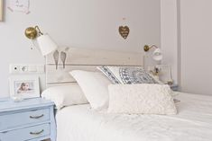 Antes y después: Dormitorio principal