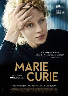 #FFHH16 MARIE CURIE (Deutschland/Frankreich/Polen/Belgien, Regie: Marie Noelle) Ebenfalls ein verdienter Publikumserfolg beim Filmfest Hamburg. Schön gefilmtes Biopic über die Wissenschaftlerin Marie Sklodowska Curie, beeindruckend dargestellt von Karolina Gruszka. Es geht mehr um die Frau Marie Curie, ihre Gefühle und ihren Kampf, als Frau in der Wissenschaft anerkannt zu werden.