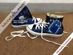 Galaxy Custom Nebula Converse Hand Painted Shoes, High Top Converse Shoes,Custom Converse,Custom Shoes,Birthday Gifts,Kids Converse Shoes on Etsy, $67.00