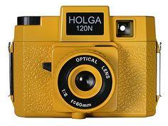 Holga Camera. Totally on  my wish list.