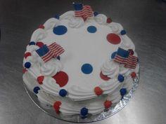Patriotic cake #2