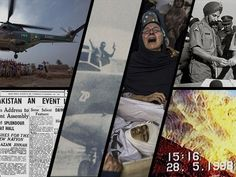 59 most powerful images in Pakistan's history:Pakistan at its best and worst