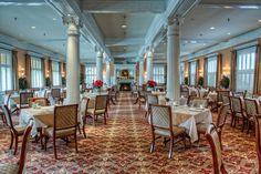 Jekyll Island Club Hotel Grand Dining Room   2014 Top 10 Romantic Restaurants in the U.S.