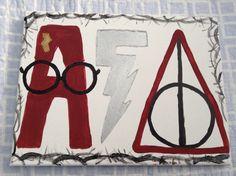 Alpha Gamma Delta Harry Potter