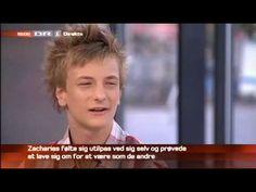 Aftenshowet om Mentiqa Odense #gifted #dansk