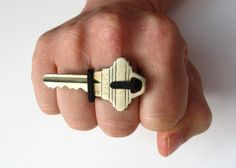 Keon V1 Holds Your Key While You're Out Exercising