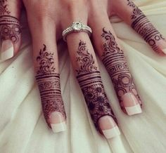 Henna design  ❤❤♥For More You Can Follow On Insta @love_ushi OR Pinterest @ANAM SIDDIQUI ♥❤❤