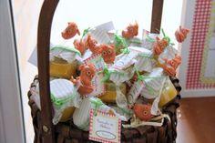 Papinha do cocoricó - Festa de bebês