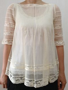 cream-lace-tulle-blouse-3.jpg (1569×2100)