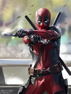 Deadpool Cable Deadpool 2 Domino X-Force X-men Ryan Reynolds Deadpool estreia podcast Deadpool filme MArvel Fox cinema Filmes blockbuster filme de herói mutantes mercenário Deadpool Film, Deadpool 2016, Deadpool Art, Deadpool Tattoo, Marvel Vs, Marvel Dc Comics, Marvel Heroes, Terry Crews, Marvel Tattoos