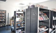 Sala Multimédia. Biblioteca Municipal de Figueiró dos Vinhos (Portugal).