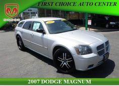 2007 Dodge Magnum, 135,401 miles, $8,996.