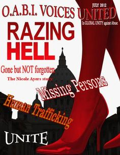 Read about a woman who is RAZING HELL, the tragic truths about the realities of human trafficking, sex trafficking, and forced labour. Get some advice from professionals and be rejuvinated with some spiritual healing. Monthly Magazine, Forced Labor, Human Trafficking, Foundation, Faith, Foundation Series, Loyalty, Believe, Religion