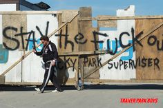 Ricky Trailer Park Boys - Park Superviser by Kakashism via deviantart Trailer Park Boys Ricky, Ricky Tpb, Funny Images, Movie Tv, Tv Series, Laughter, I Am Awesome, Tv Shows, Lol