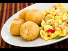 How to prepare and cook Ackee and Salt-fish - YouTube
