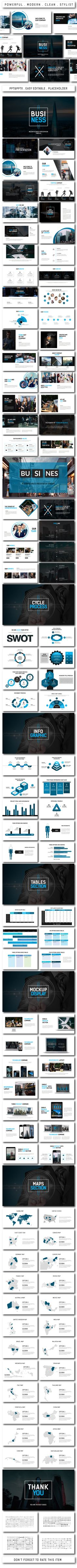 MAIN FILE:Note : All Image Is Not IncludeEasy to change colors, Fully editable text, photos, Shape & other elements Unique Custom Business Powerpoint Templates, Powerpoint Presentation Templates, Keynote Template, Powerpoint Slide Designs, Brochure Inspiration, Graphic Design Templates, Calendar Design, Layout Template, Web Design