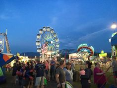 Here Are 6 New Hampshire Fairs Everyone Should Experience At Least Once...#1. Lancaster Fair
