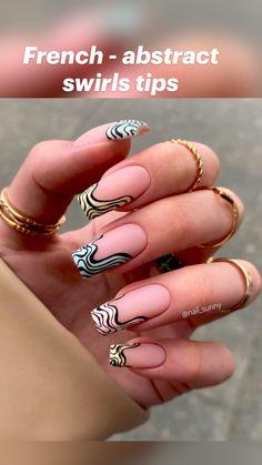 Edgy Nails, Chic Nails, Stylish Nails, Trendy Nails, Swag Nails, Edgy Nail Art, Nail Design Stiletto, Nail Design Glitter, Nails Design
