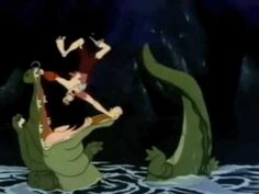 Never Smile at a Crocodile - Peter Pan (Full Song / Actual Clips) (+play. Best Disney Songs, Disney Music, Silly Songs, Kids Songs, Disney Love, Walt Disney, Peter Pan Movie, Emotional Vampire, Fun Brain