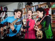 Monsieur Periné: NPR Music Tiny Desk Concert - YouTube