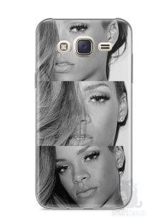Capa Capinha Samsung J7 Rihanna #4 - SmartCases - Acessórios para celulares e tablets :)