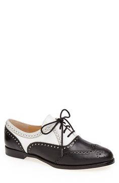 how are these kate spade black and white oxfords 40% off?!