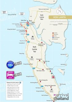 A Week On Koh Lanta Thailand Bikers Asia and Ko lanta