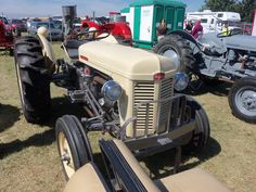 Ferguson 35 3 Point Tractor Attachments, Red Pictures, Old Tractors, Antique Cars, Vineyard, Ford, Vans, Trucks, Concept