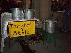 Las Portaviandas de Juanita y Gume  Tamales y atole  S.L.P.