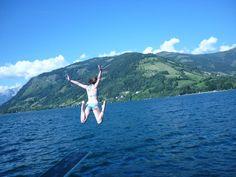 Zell Am See, Salzburg, Austria, Places Ive Been, Mountains, Nature, Travel, Naturaleza, Viajes
