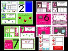 http://www.teacherspayteachers.com/Product/Know-It-All-Numbers-846306