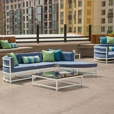 Cabana Club Modular collection by Tropitone. Available from Rich's for the Home http://www.richshome.com/