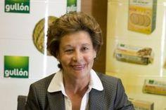 María Teresa Rodríguez Sainz-Rozas, presidenta y consejera ejecutiva de Galletas Gullón.