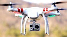 Los drones no son moda pasajera, llegaron para quedarse.