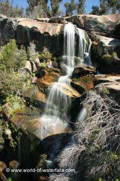 Gibraltar Falls Namadgi National Park / near Canberra, ACT, Australia