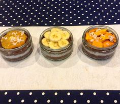 The Vegan Nigerian: CHOCOLATE MOUSSE POTS
