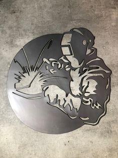 Welder Sign Custom Metal Welder Sign Metal Workshop Sign | Etsy Welding Logo, Welding Shop, Diy Welding, Welding Tools, Metal Welding, Welding Ideas, Woodworking Projects, Welding Art Projects, Metal Art Projects