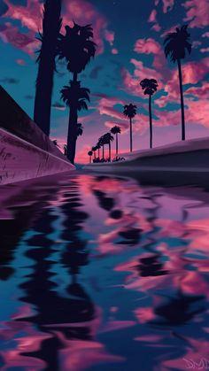 Look Wallpaper, Sunset Wallpaper, Scenery Wallpaper, Cute Wallpaper Backgrounds, Nice Wallpapers, Iphone Wallpaper Landscape, Iphone Wallpaper Tumblr Aesthetic, Aesthetic Backgrounds, Aesthetic Wallpapers