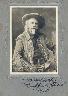 Buffalo Bill Cody 1910