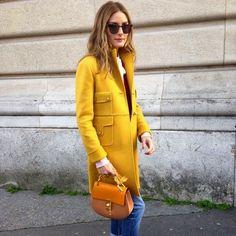 The Olivia Palermo Lookbook : Olivia Palermo at Paris Fashion Week