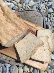 Gluténmentes kenyér Miklós lisztkeverékből   gluténmentes kenyér sütés