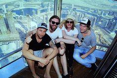 Heading Up High in Dubai