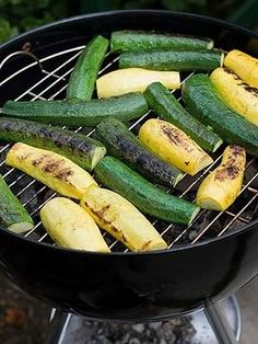 10 Tasty Vegetarian Recipes for the Barbecue #vegetarian #recipes
