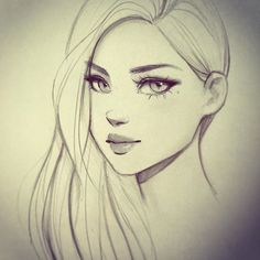 Art by Gabrielle #girl