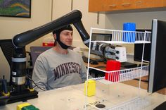 Robot arm can be controlled with thoughts, no brain implant needed