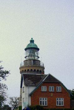 #Lighthouse on Bornholm, #Denmark http://www.roanokemyhomesweethome.com