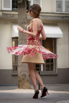 notte by marchesa, marchesa, paris, dress, robe, fashion, mode, luxury dress, parisienne, couture, glamour, chic, my couture corner