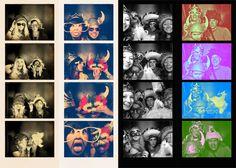 """14""""x18"""" Photo Collage Frame Model 130 holds 13 landscape ..."""