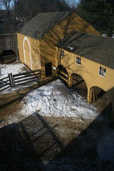 Nice barns by bigred550m,