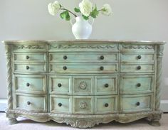 Hand Painted French Country  Cottage Chic by FrenchCountryDesign, $950.00